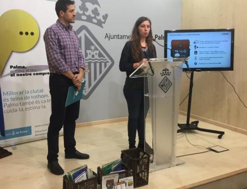 EMAYA implanta la Recogida Selectiva de materia orgánica en seis barrios de Palma