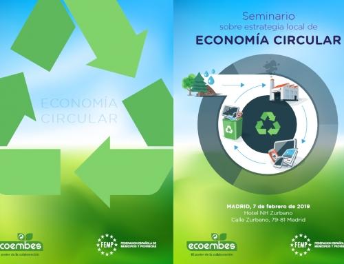 ANEPMA participa en el Seminario sobre Estrategia Local de Economía Circular