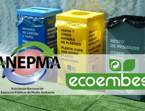 ANEPMA interviene en el Grupo de Trabajo del Punto Verde de Ecoembes