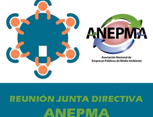 Reunión Junta Directiva ANEPMA