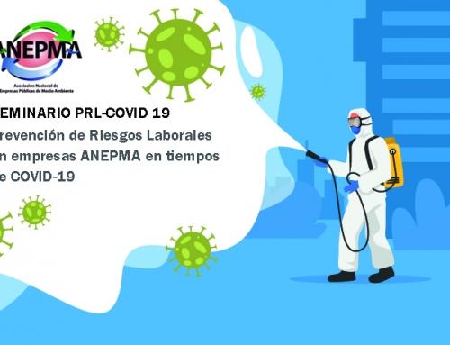 Comisión de RR.HH. y Seguridad y Salud Laboral. Seminario PRL-COVID 19