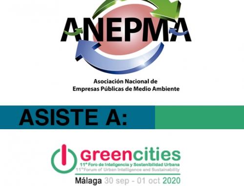 ANEPMA presente en Greencities