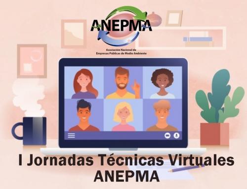 I Jornadas Técnicas Virtuales ANEPMA