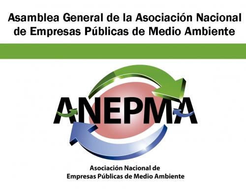 Asamblea General de la Asociación Nacional de Empresas Públicas de Medio Ambiente, ANEPMA