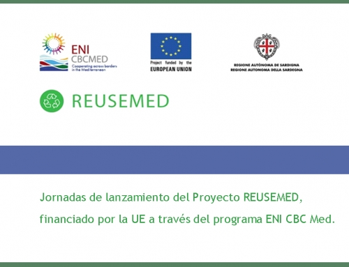 Jornadas de lanzamiento del Proyecto REUSEMED, financiado por la UE a través del programa ENI CBC Med.