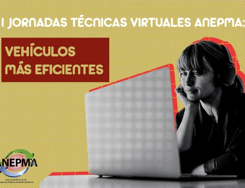 I Jornadas Técnicas Virtuales ANEPMA : Vehículos más eficientes