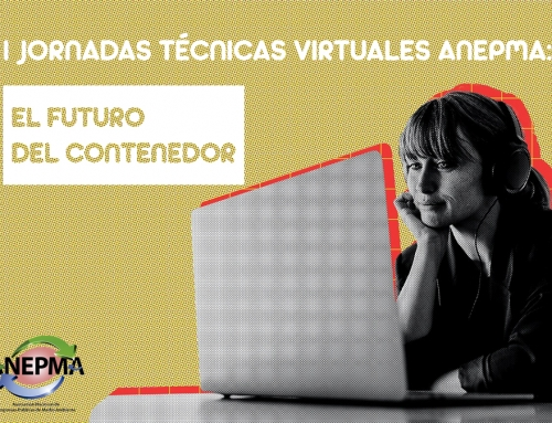 I Jornadas Técnicas Virtuales ANEPMA: El futuro del contenedor