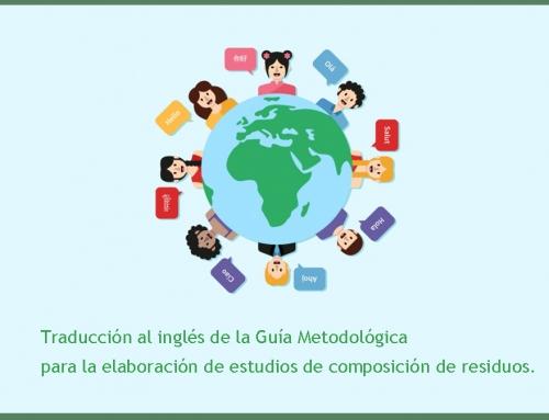 Traducción al inglés de la Guía Metodológica para la elaboración de estudios de composición de residuos.