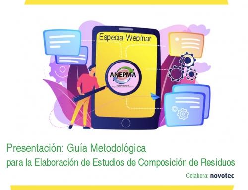Presentación: Guía Metodológica para la Elaboración de Estudios de Composición de Residuos