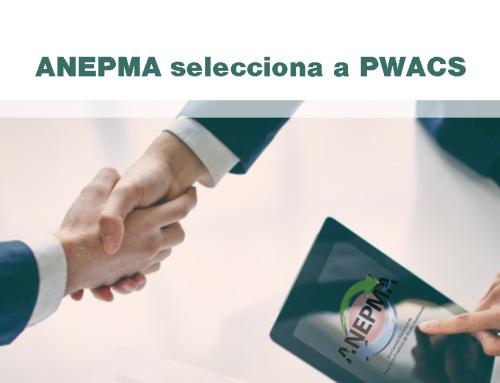 ANEPMA selecciona a PWACS para la prestación de asistencia técnica en el marco del Plan Nacional de Recuperación, Transformación y Resiliencia