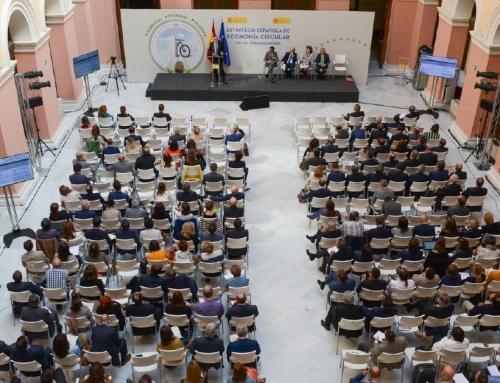 """ANEPMA participa en las jornadas  """"Estrategia Española de Economía Circular"""""""